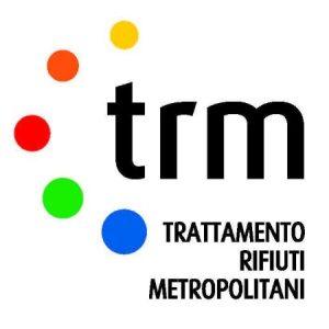 TRM new – logo con scritta per esteso