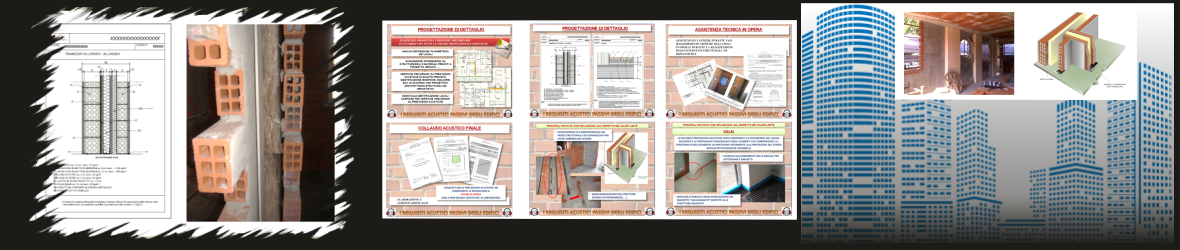 requisiti aacustici pasivi degli edifici